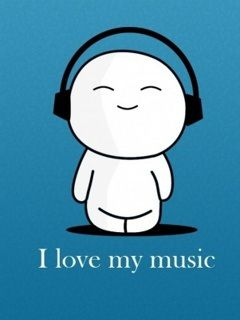 Valentine S Day Gifts For Your Music Lover Music Cartoon Music Wallpaper My Music