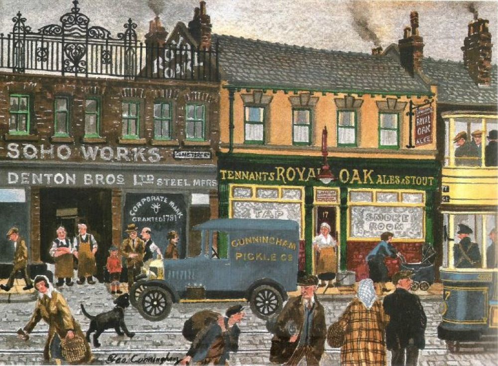 Pin By Mike Coulson On Yorkshire With Images Painting Yorkshire Art