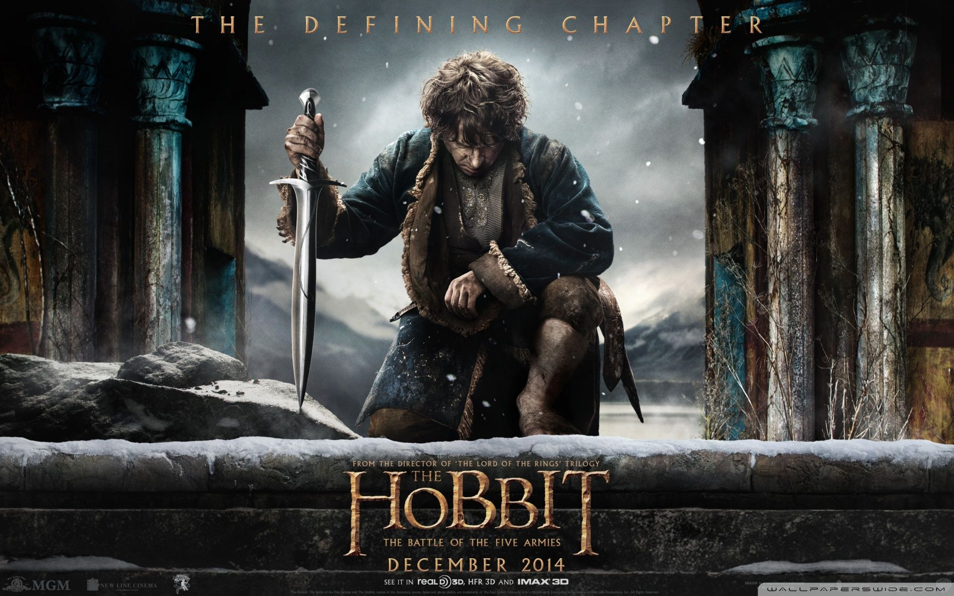 The Hobbit The Battle Of The Five Armies Wallpaper Full Hd With