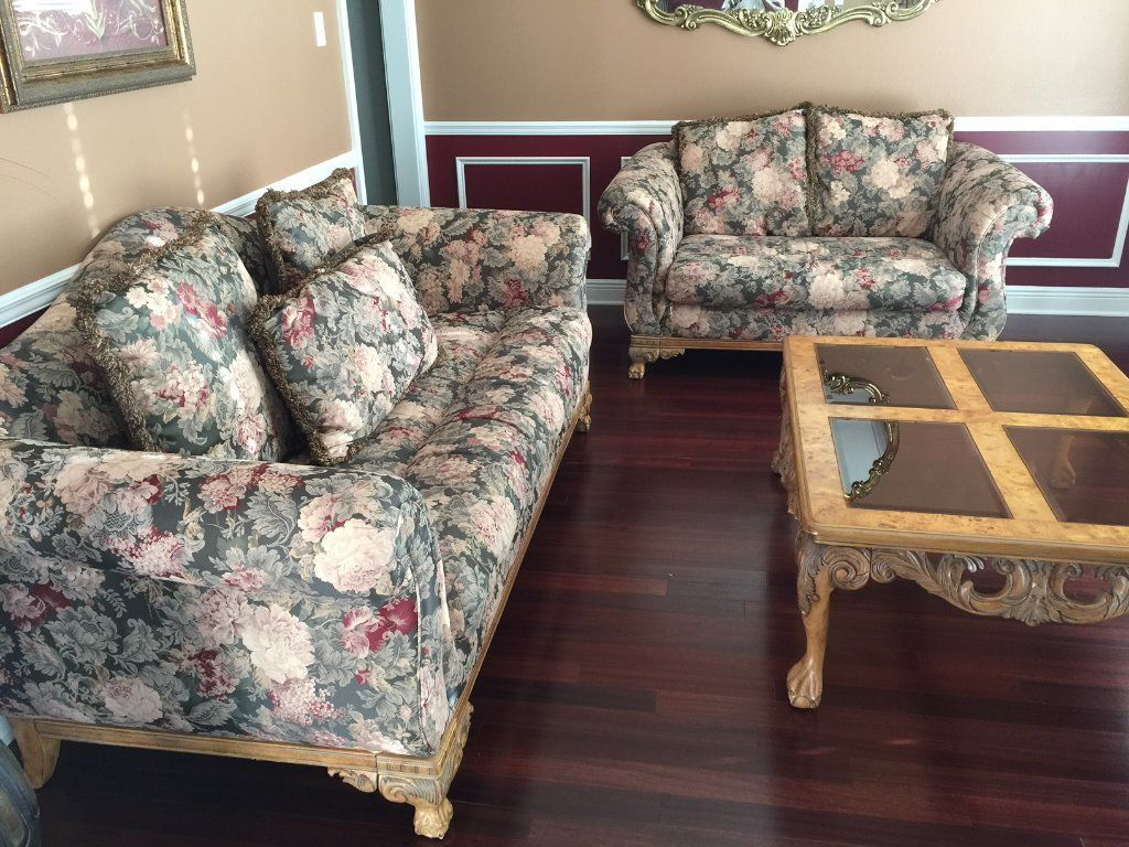 Superbe #Sofa And #Loveseat #Furniture   #Slidell, LA At #Geebo