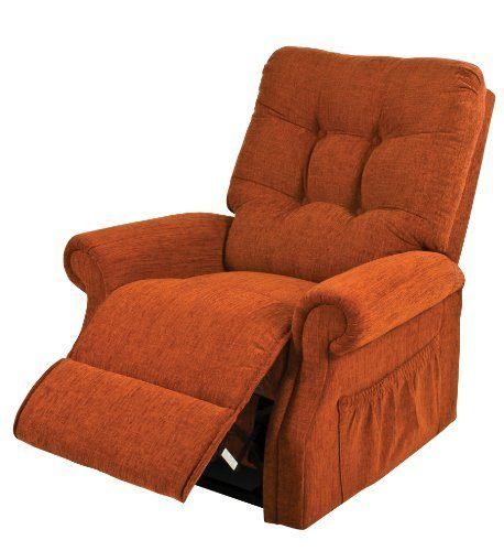 Cool Chair Riser Recliner Serena Button Back Cinnamon Homecare Ocoug Best Dining Table And Chair Ideas Images Ocougorg