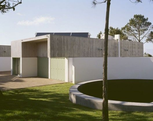 Casa en Azóia,© Daniel Malhão