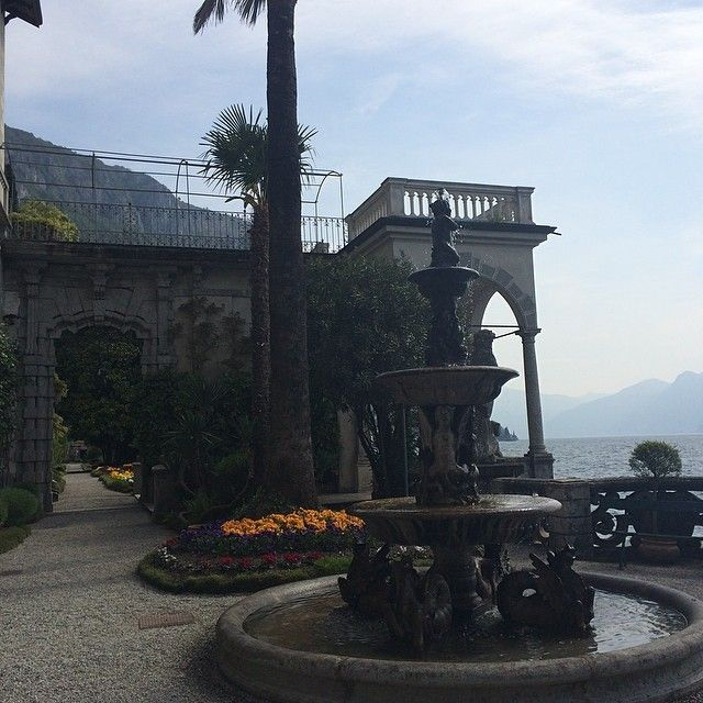 Varenna in Lake Como is ofter overlooked by tourists.  This beautiful village, though, is home of many spectacular sites such as the stunning Villa Monasterio.