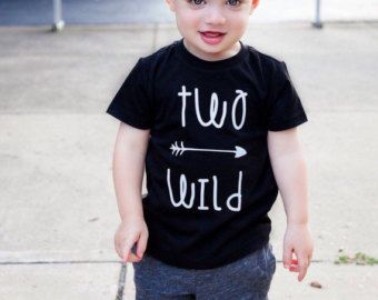 Two Handsome Birthday Shirt 2nd By OliverOliviaApparel