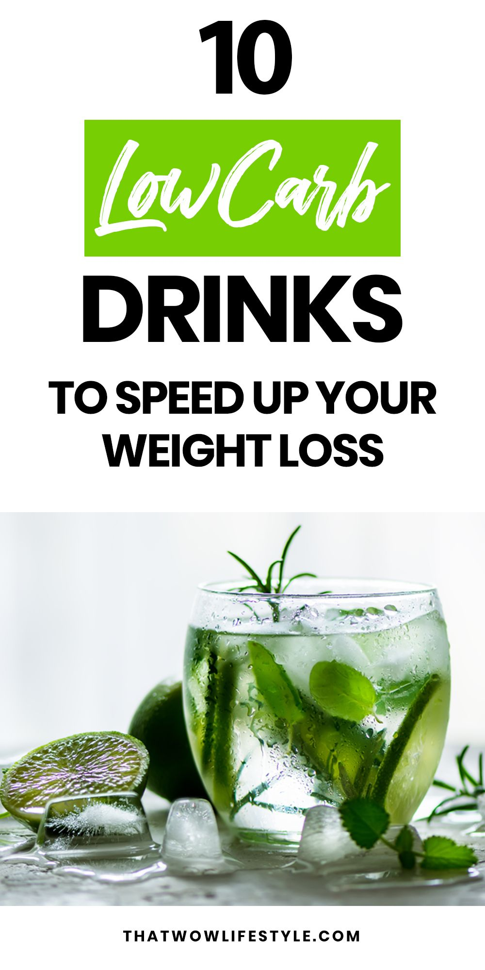 Try these low carb drinks for weight loss and add them to ...