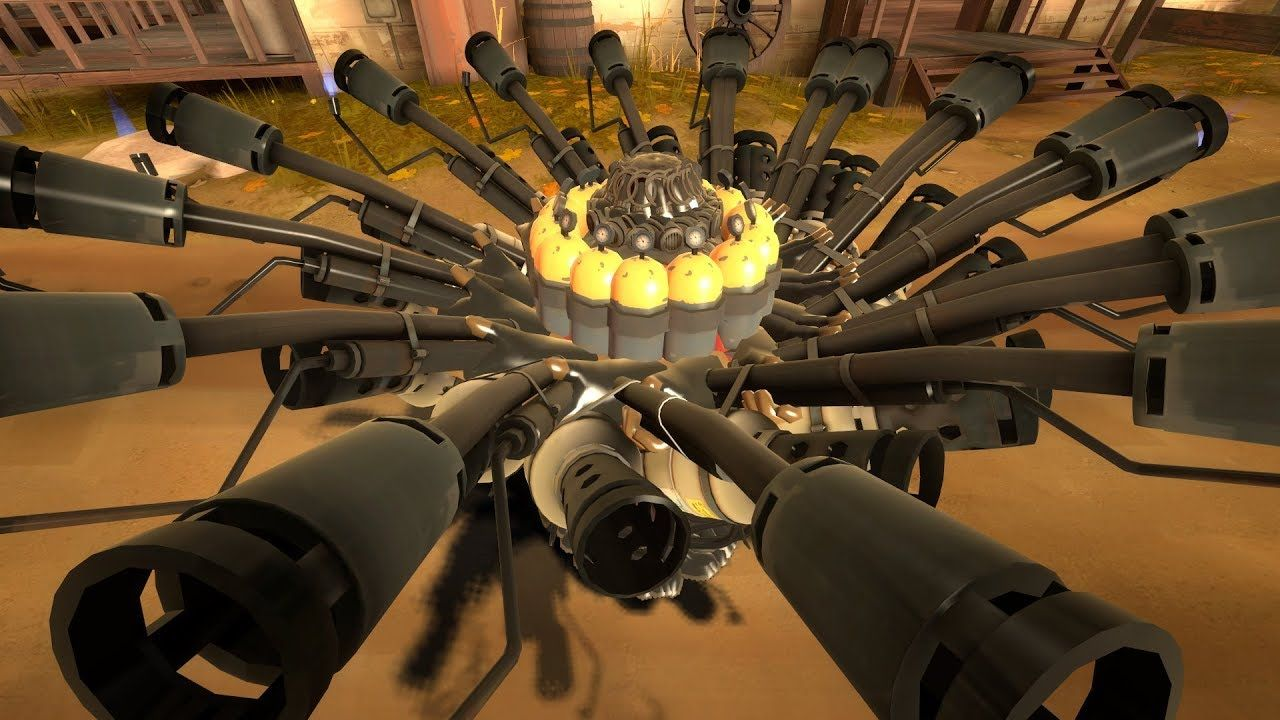 31 Bots #3 (Part 1) by Karma Charger #games #teamfortress2 #steam