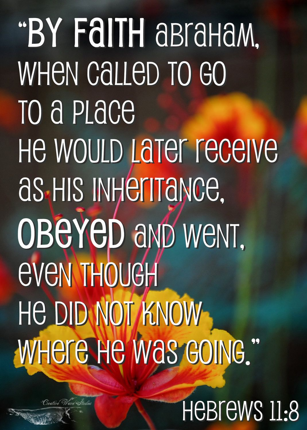 We can truly trust God Study how to place trust in Yahweh