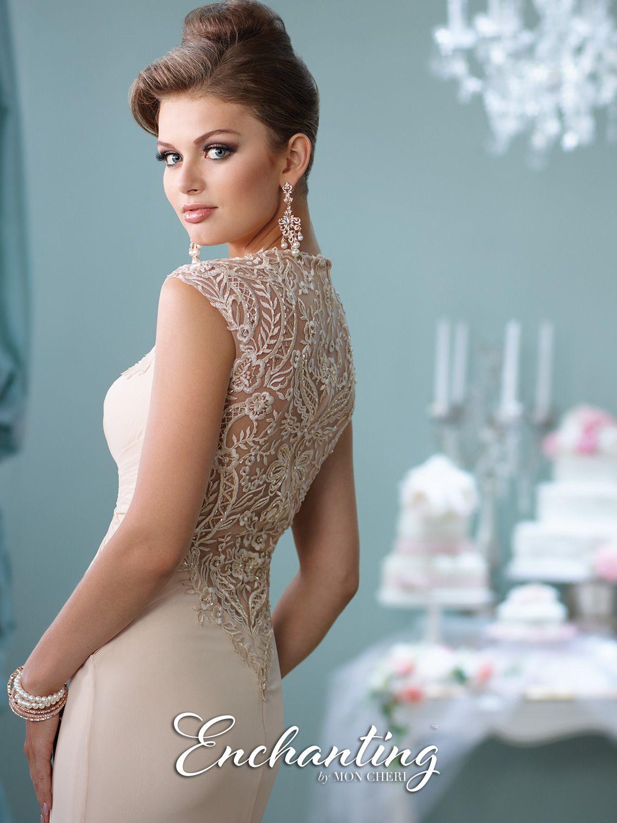 Modern Wedding Dresses 2018 by Mon Cheri   Wedding dress ...