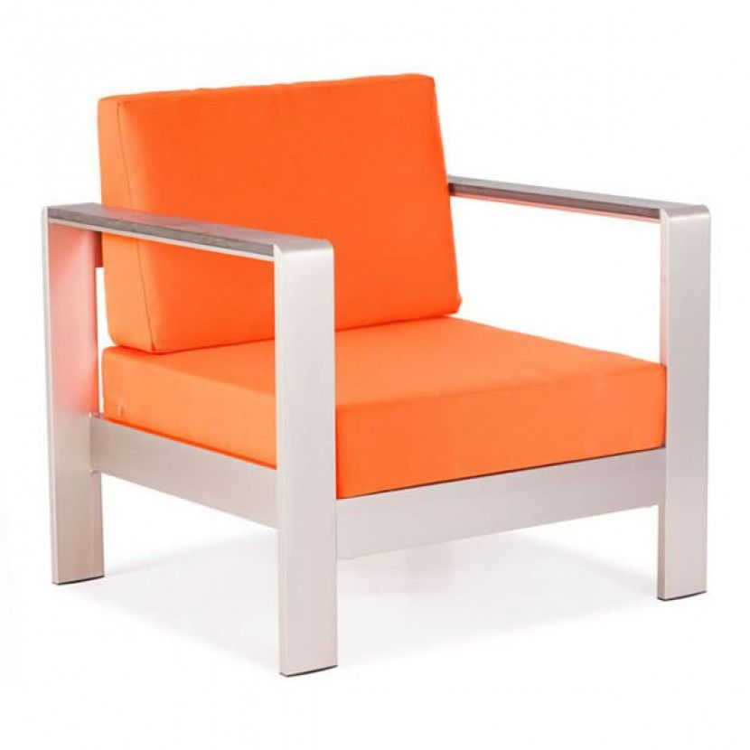 Cosmopolitan Armchair by Zuo Modern Must Haves