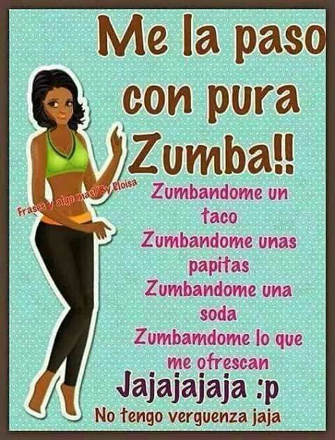Pin By Armijo On Humor Good Night Quotes Zumba Quotes Excercise Quotes