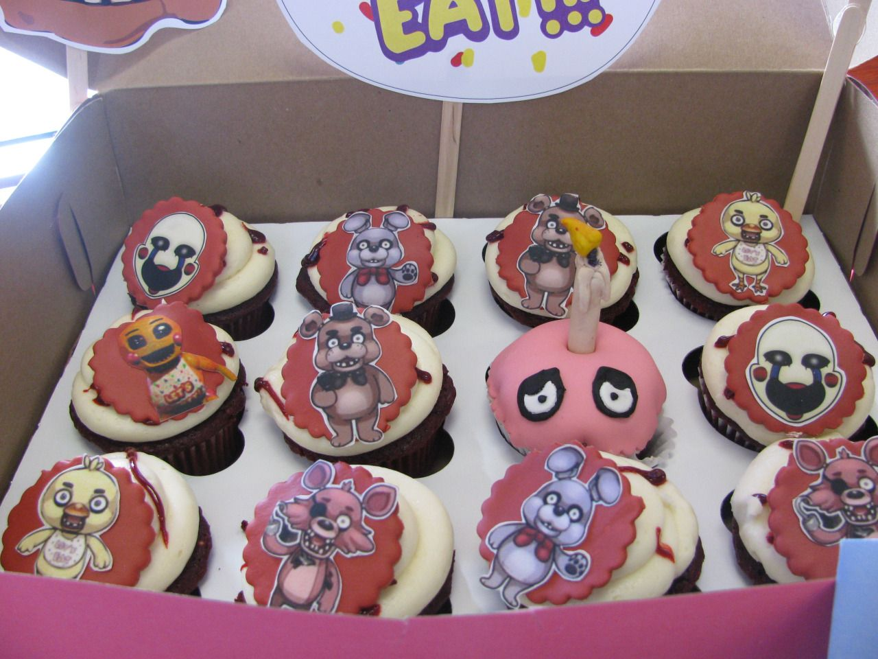 Ideas five nights at freddy party - Five Nights At Freddy S Birthday Party I Threw For The Kiddo Yes At A