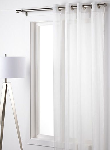 Magasinez des rideaux en voile et voilage en ligne simons voilage rideaux rideaux chambre for Rideaux en voile
