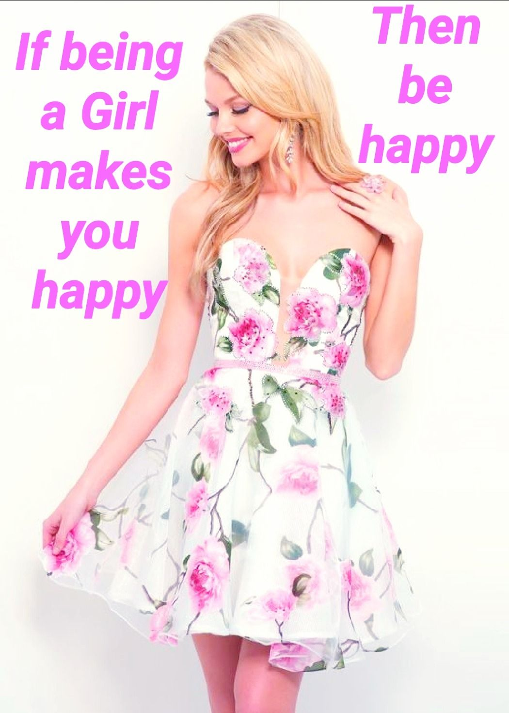 LouiseLonging | I want to be a girly girl | Pinterest
