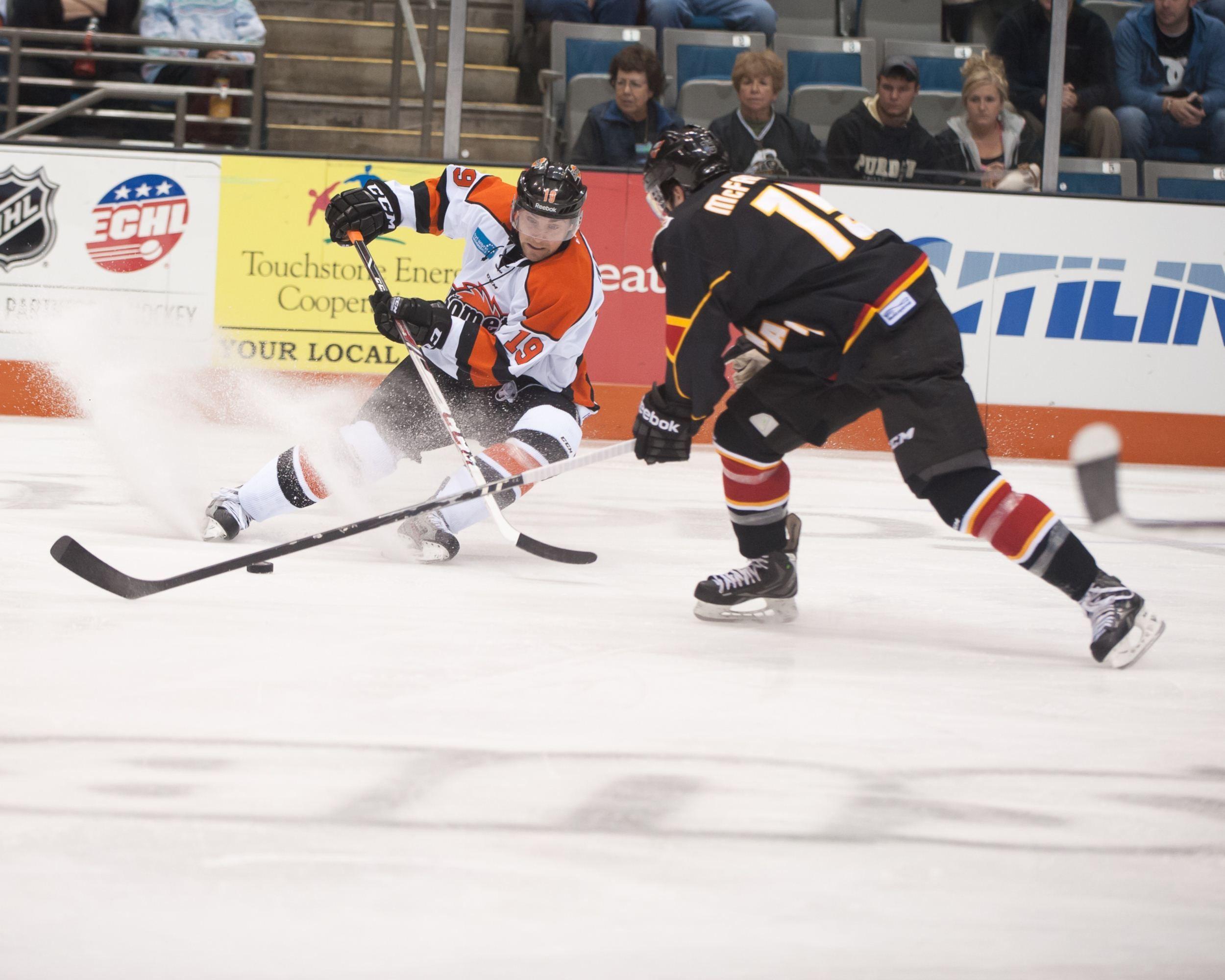 Fort Wayne Komet Hockey Saturday October 26th Vs Cyclones Sports Fort Wayne Hockey