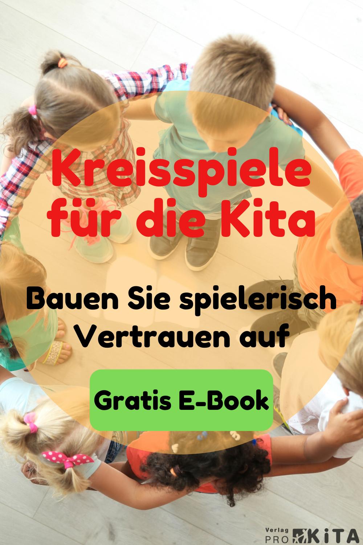 Kennenlernspiele für den Kindergarten – Ideen