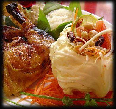 Food By Bangkok Bistro In Arlington Va