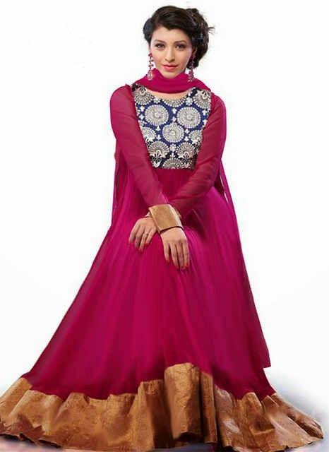 Baju Gamis Jodha Akbar Cantik Baju Gamis Terbaru India Indian