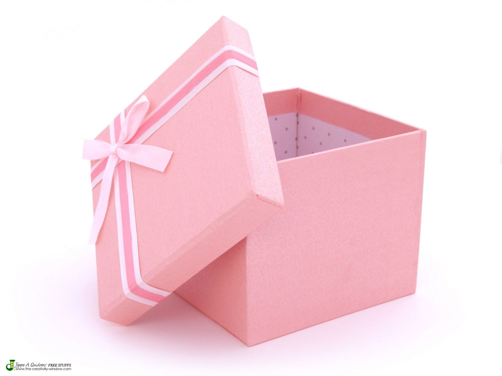 Open Gift Box with Ribbon   Gift Box   Pinterest   White ...