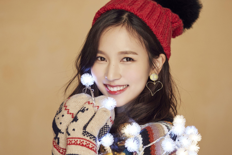 Tags: K-Pop, Twice, Myoui Mina, JYP Entertainment, Merry & Happy