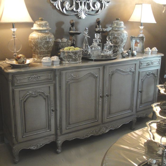 French Oak Sideboard Antique Furniture Chests