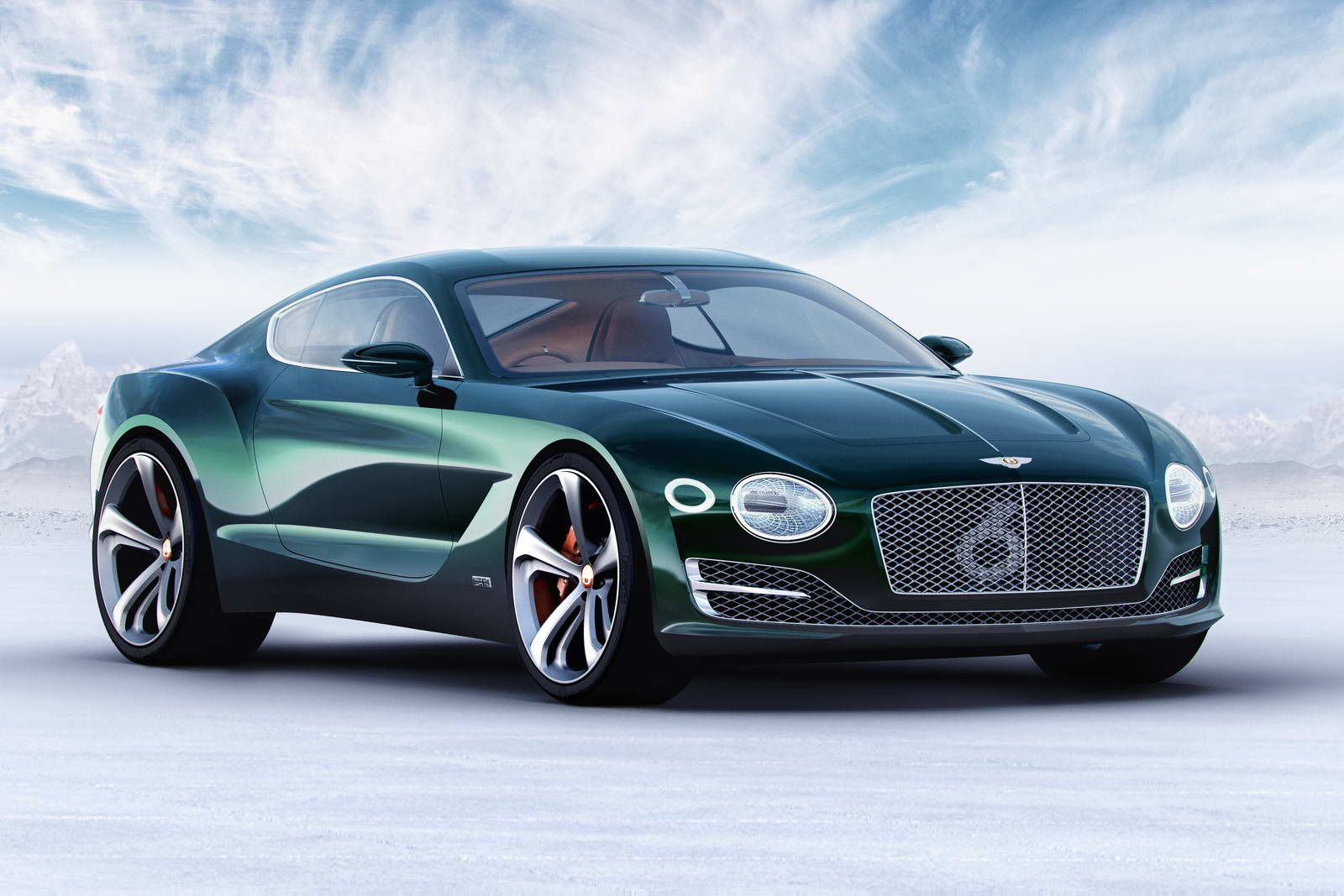 Bentley To Build A 500hp All Electric Sports Car Electric