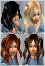 Sims 2 Hair Sets The Sims 1 2 3 4