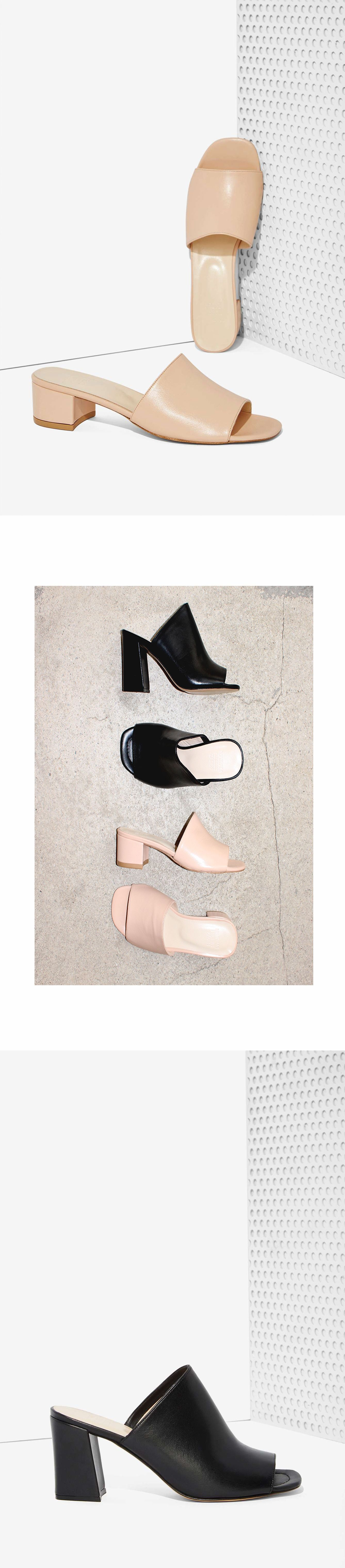 Must-have mules from Maryam Nassir Zadeh, Dolce Vita, Jeffrey Campbell and more - just in at Nasty Gal!