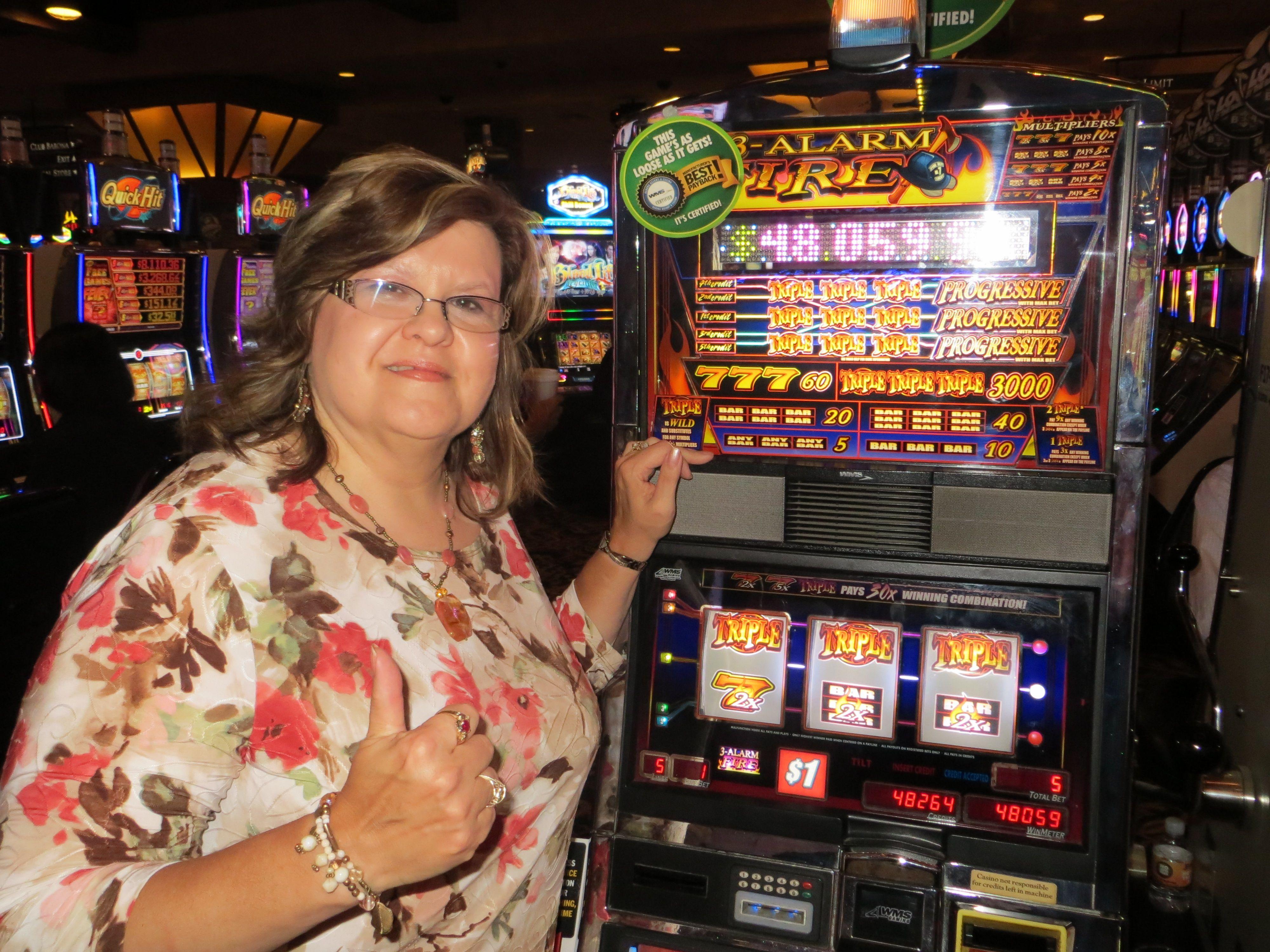 Margie hit for $48,060.00 on our Dollar 3 Alarm Fire. | Best casino, Casino  resort, Casino hotel