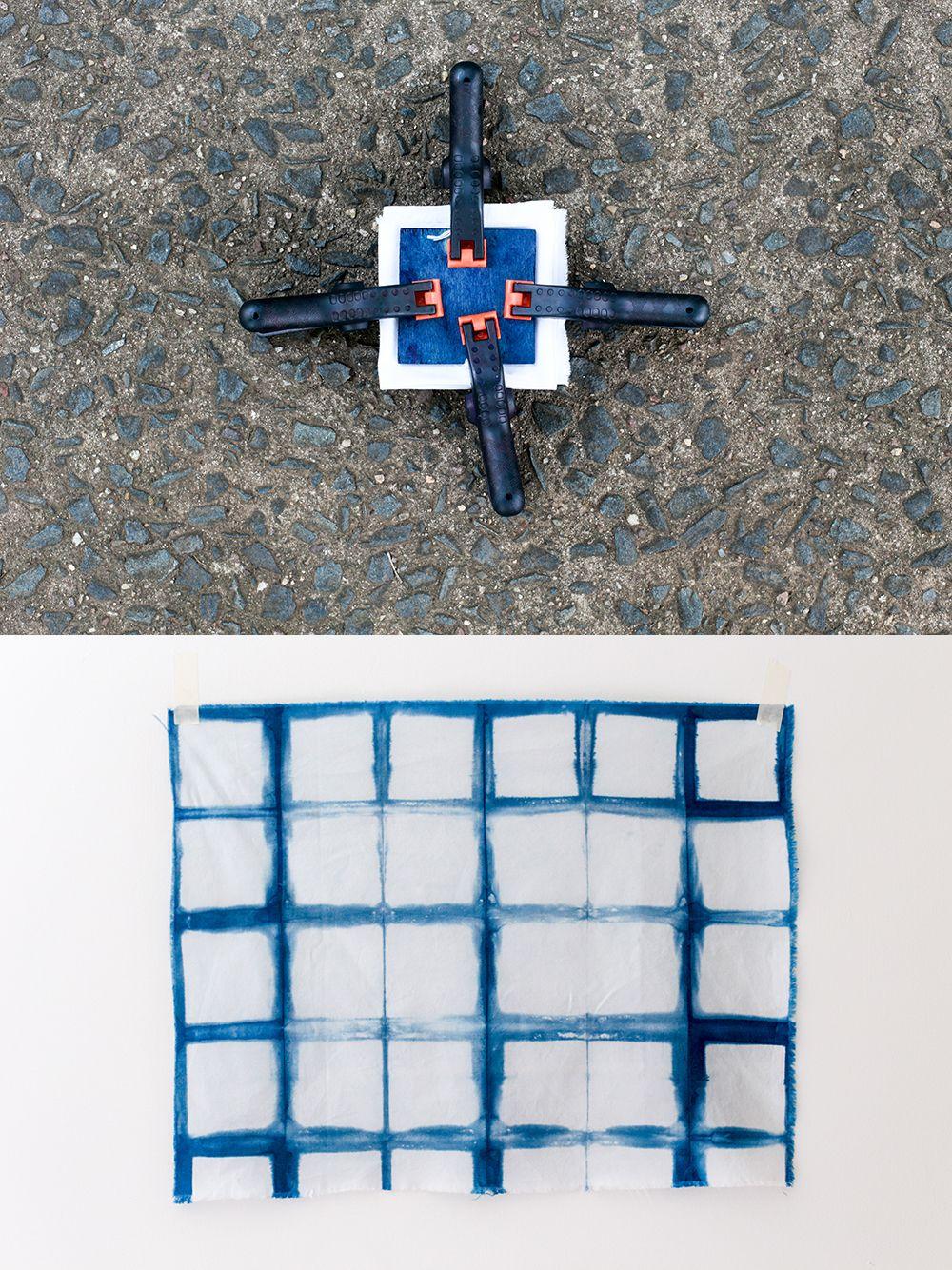 DIY Shibori Indigo Dyeing Tutorial