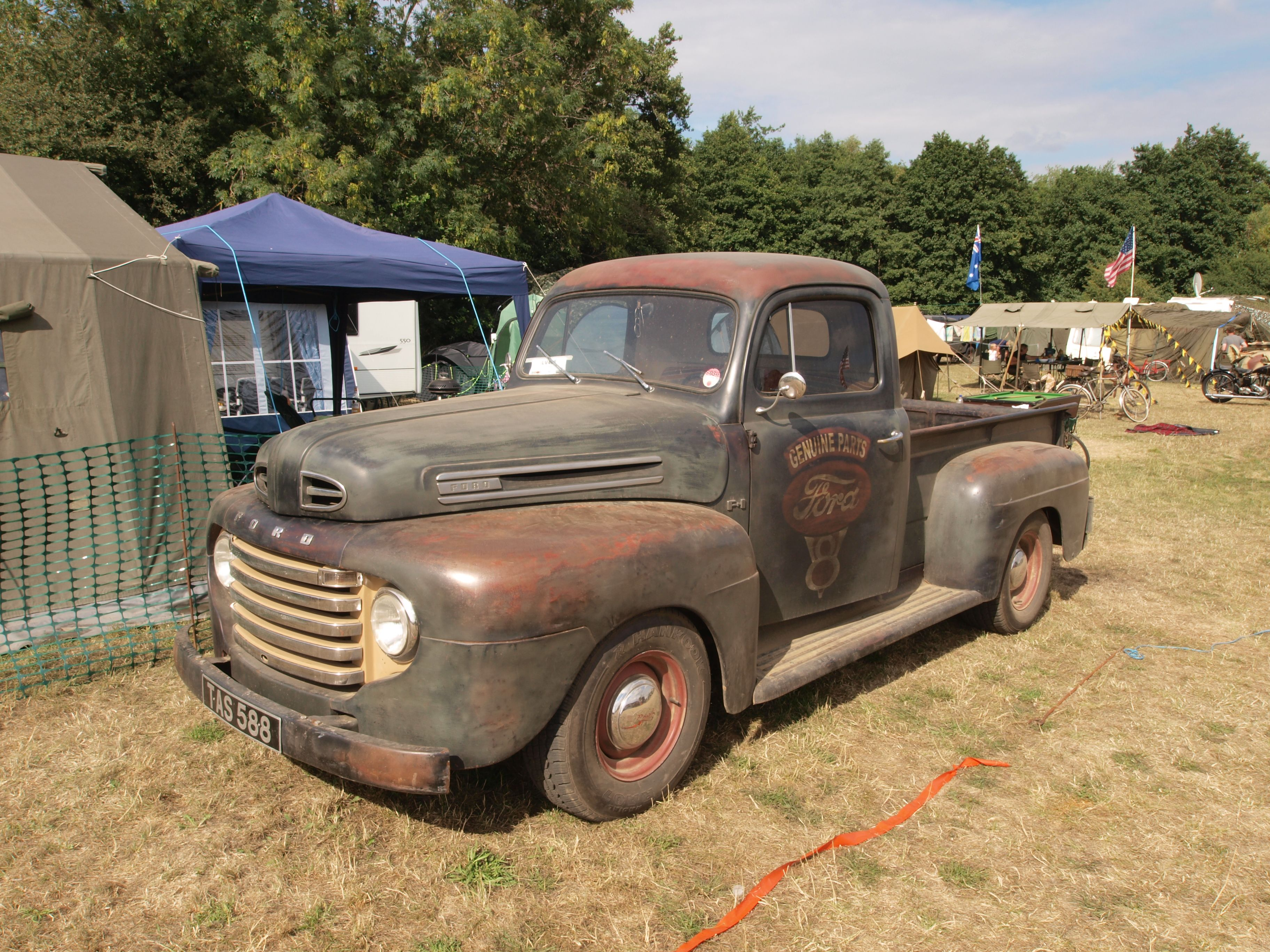 Ford_F1_Pick-Up_(1948).JPG (3648×2736)   Truck and 4x4   Pinterest ...