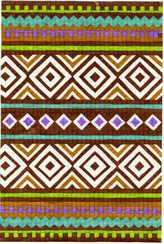 Simple Aztec Pattern To Draw Google Search Fabric Wool