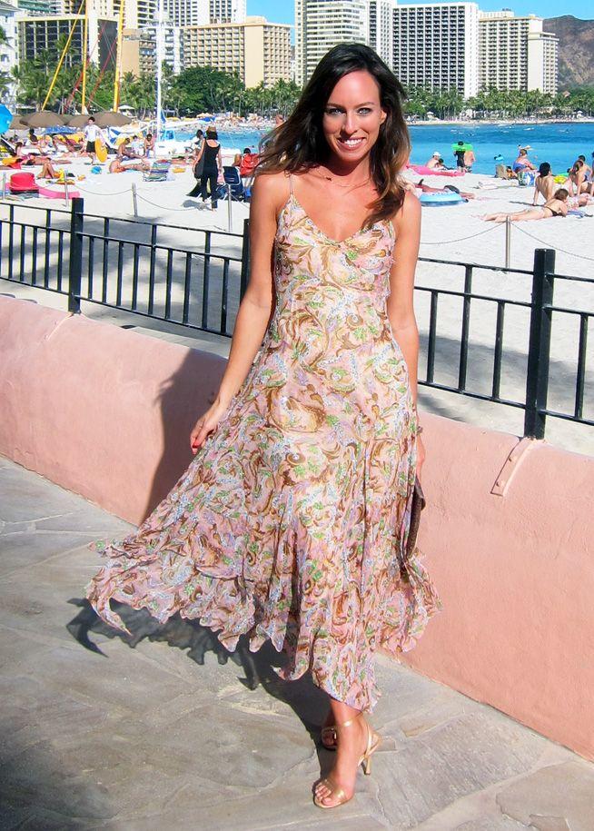 Beach Chic Wedding Attire - What To Wear   Closet   Pinterest ...