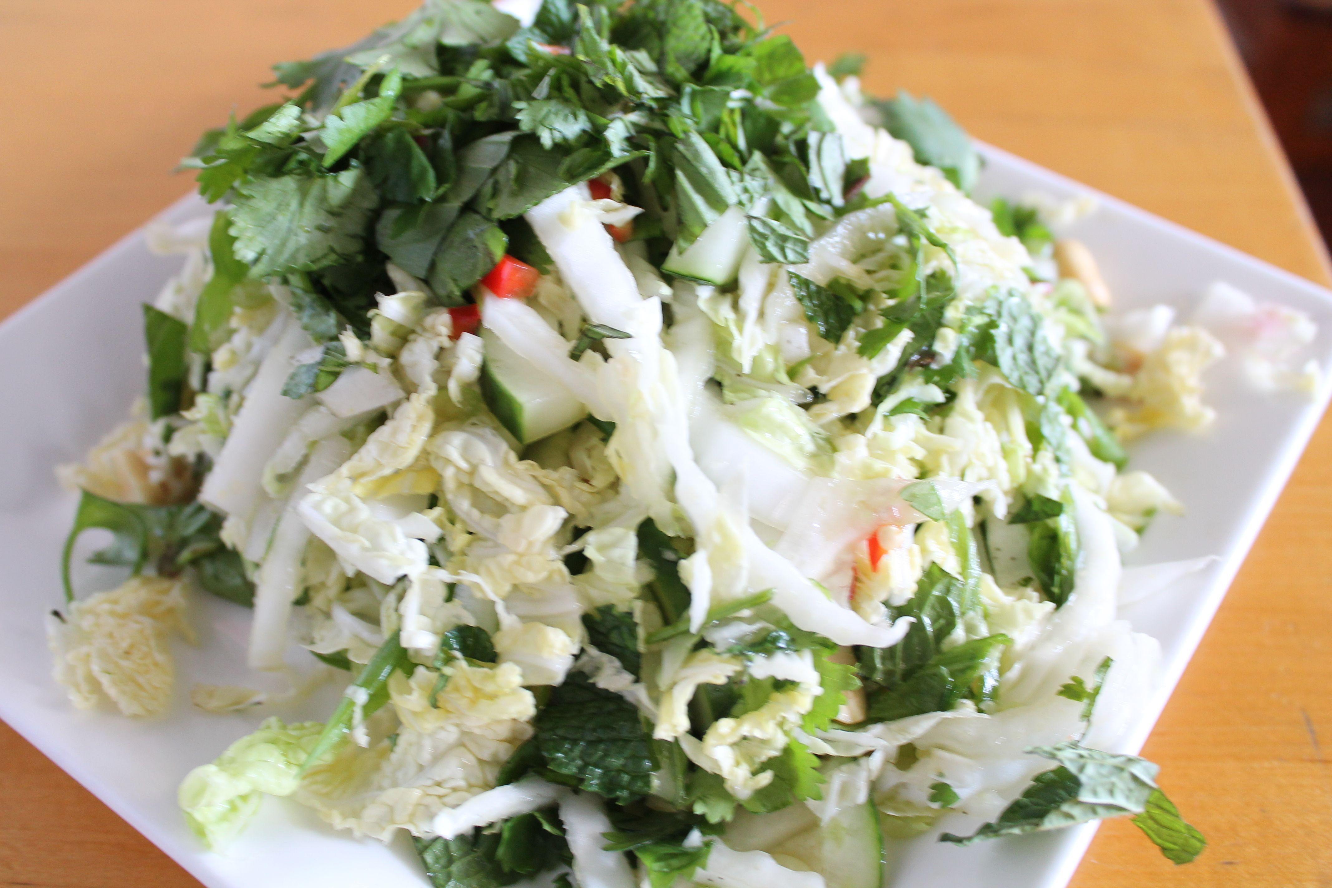Daily special 10617 vietnamese chop salad napa