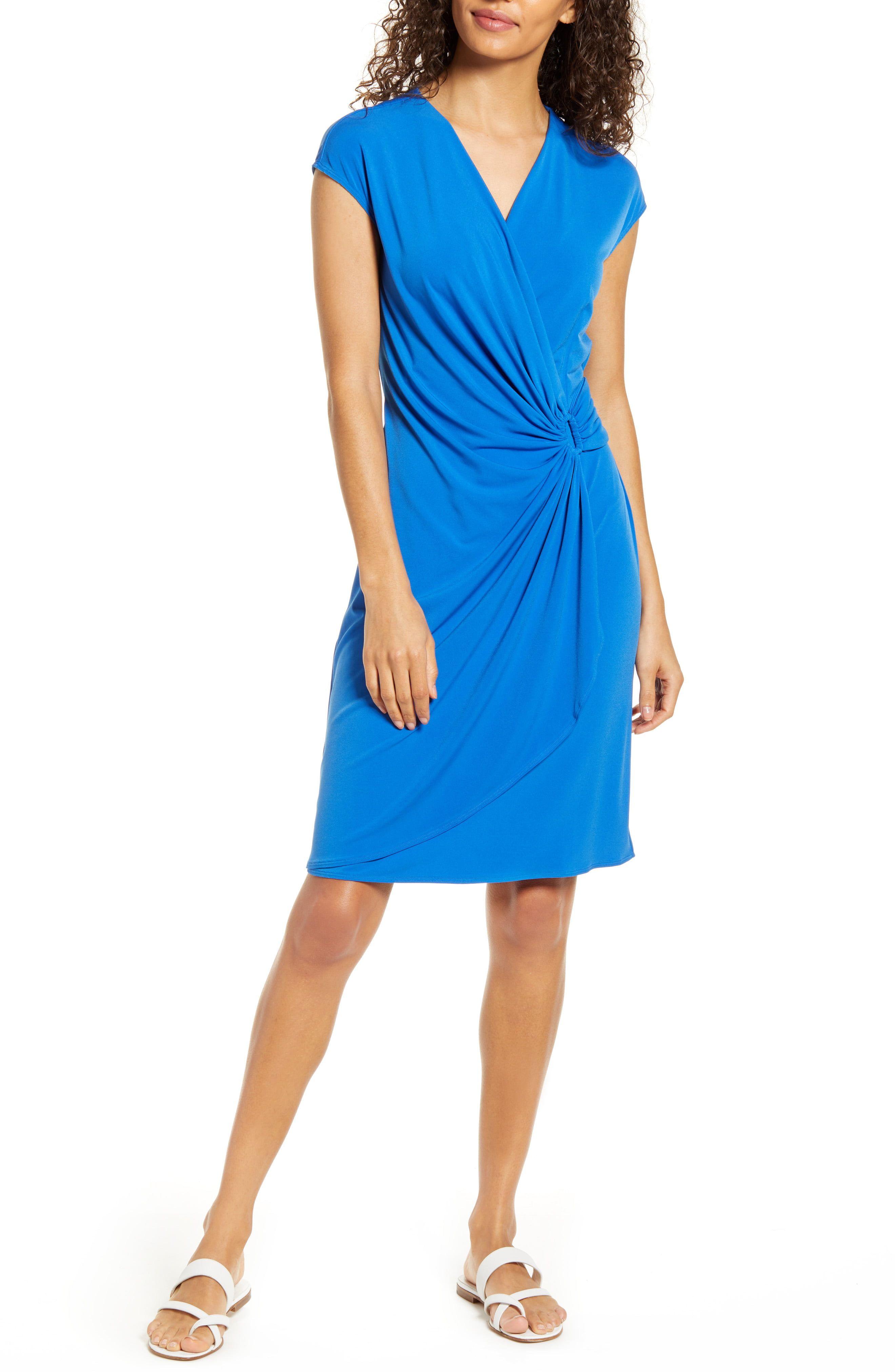 Tommy Bahama Carmela Faux Wrap Dress Nordstrom Wrap Dress Faux Wrap Dress Tommy Bahama Dress [ 4048 x 2640 Pixel ]