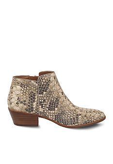 d4c1ac4b36b Sam Edelman Petty Bootie | Clothes & Shoes | Booty, Womens_fashion ...