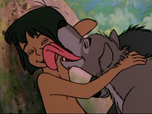"""For the strength of the pack is the wolf, and the strength of the wolf is the pack."" - The Jungle Book, 1967"