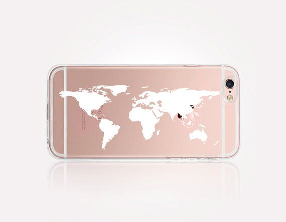 coque iphone 6 monde