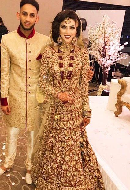 Pin von Sanaa Khan auf dulhan | Pinterest | indische Kleider ...