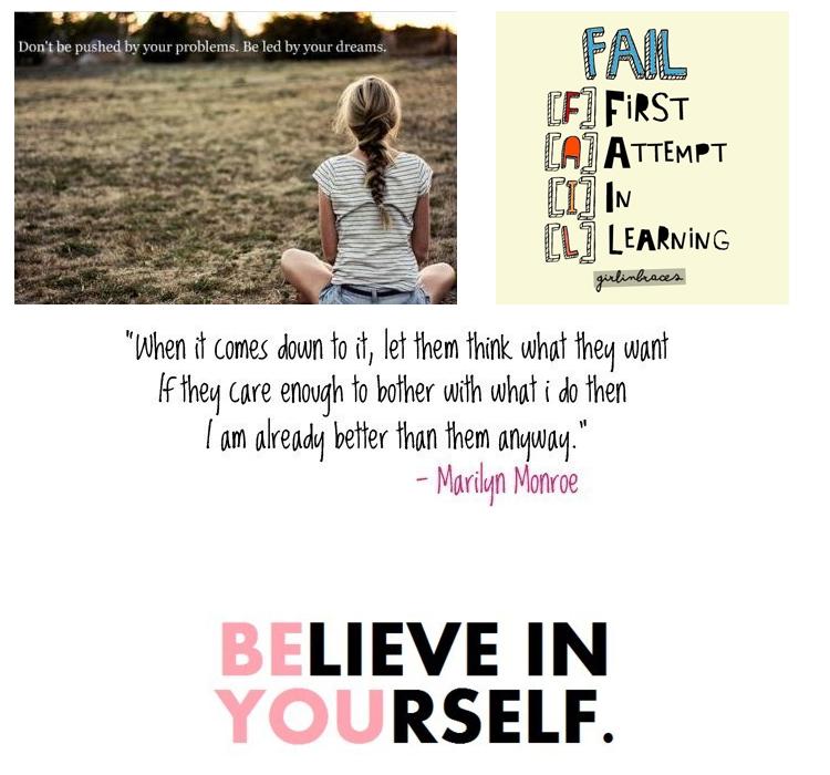 10 motivational quotes | les petites choses