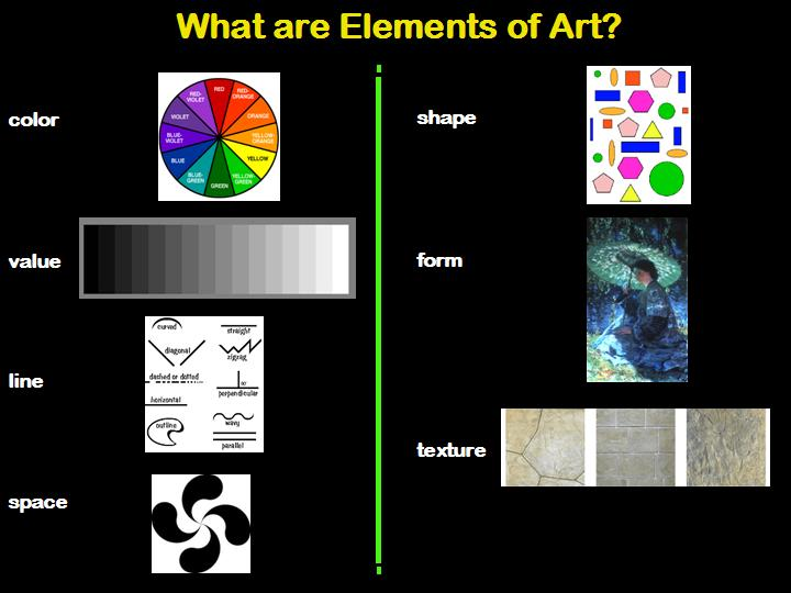 Elements of Art and Principles of Design (With images
