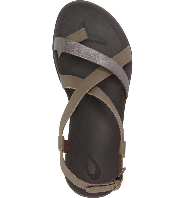 00473588e46 Main Image - OluKai  Upena  Flat Sandal (Women)