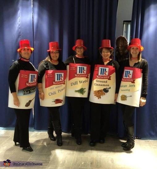 Spice girls with bodyguard halloween costume contest at costume spice girls - Bodyguard idee ...