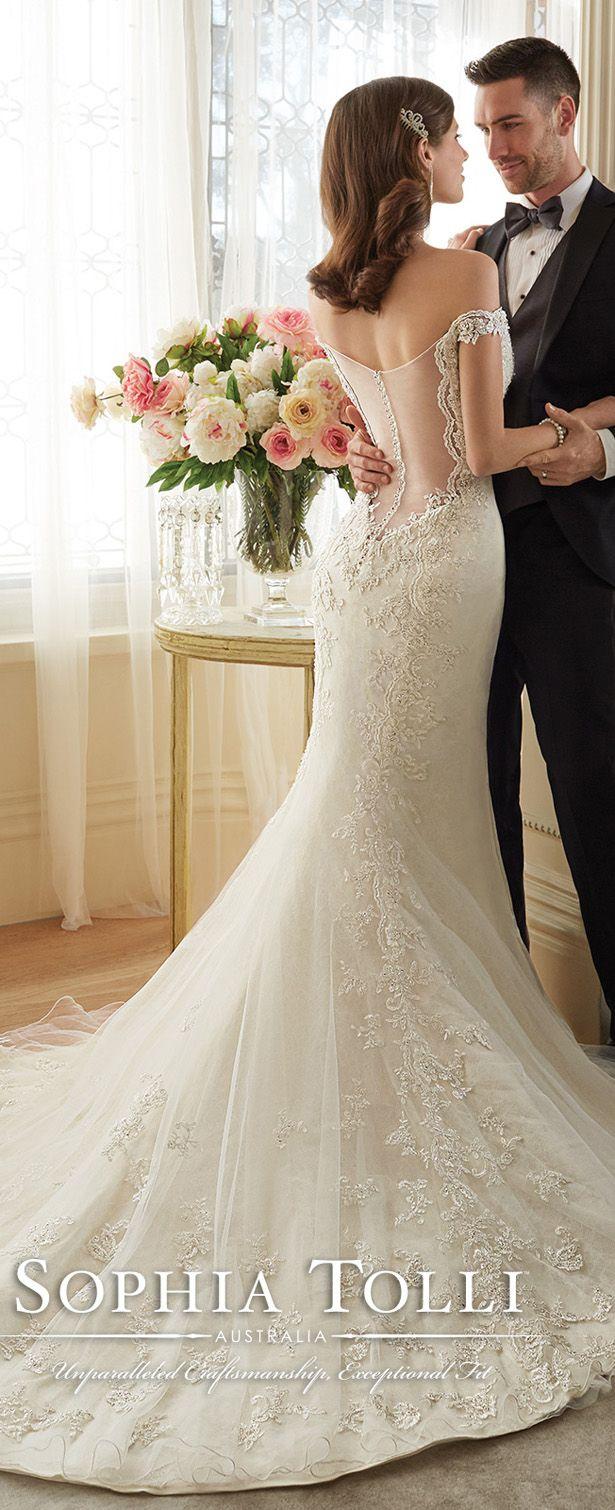 Sophia Tolli Wedding Dresses Spring 2016 Bridal Collection ...