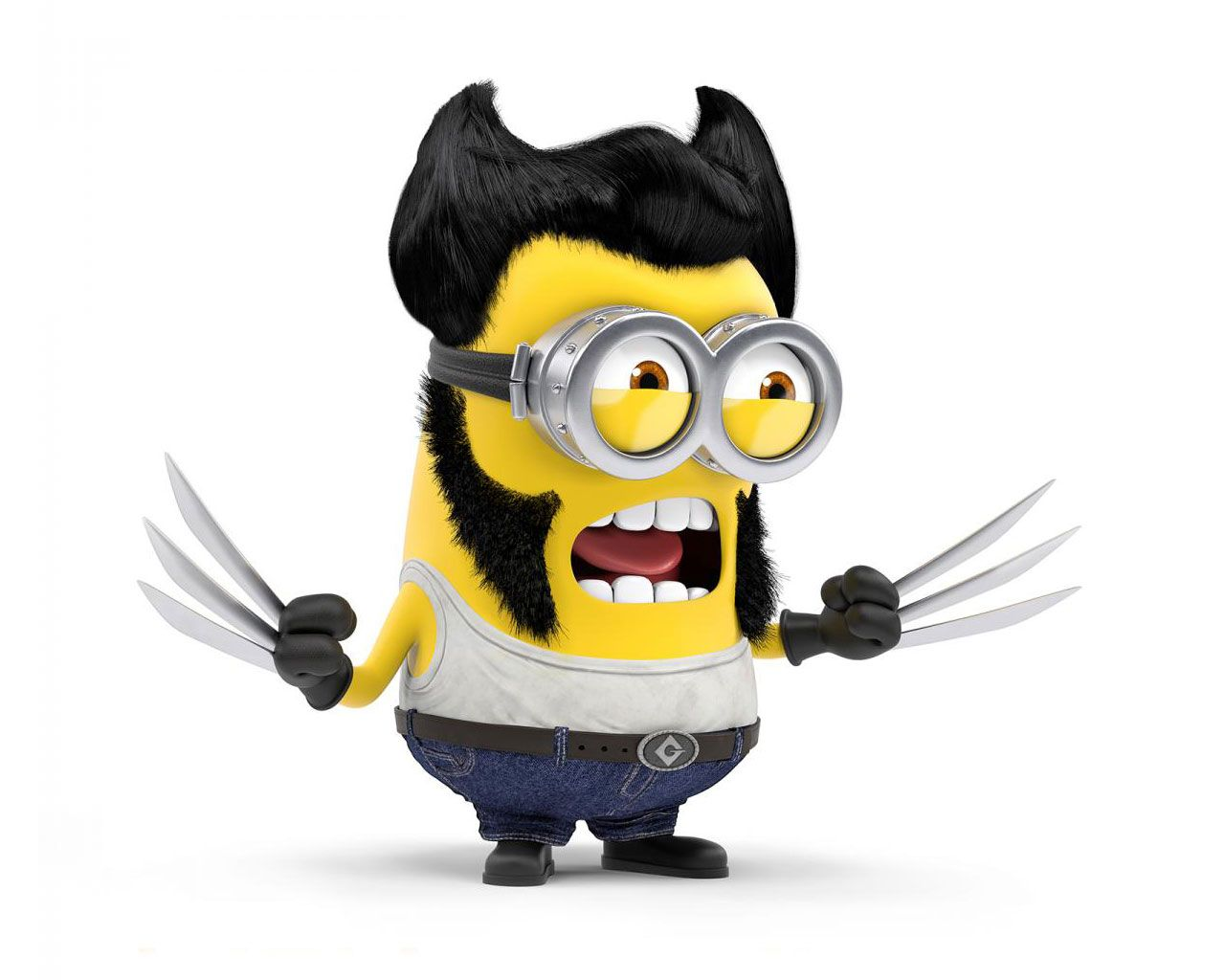 55 Cute Minion Wallpapers HD for Desktop (With images