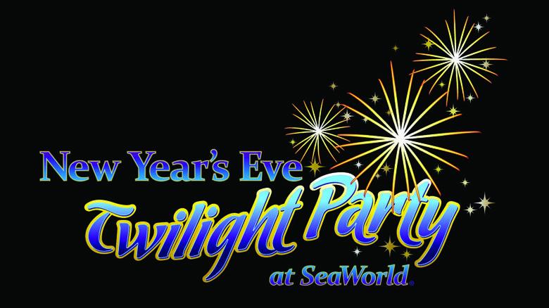 New Year's Eve Twilight Party December 31 SeaWorld San