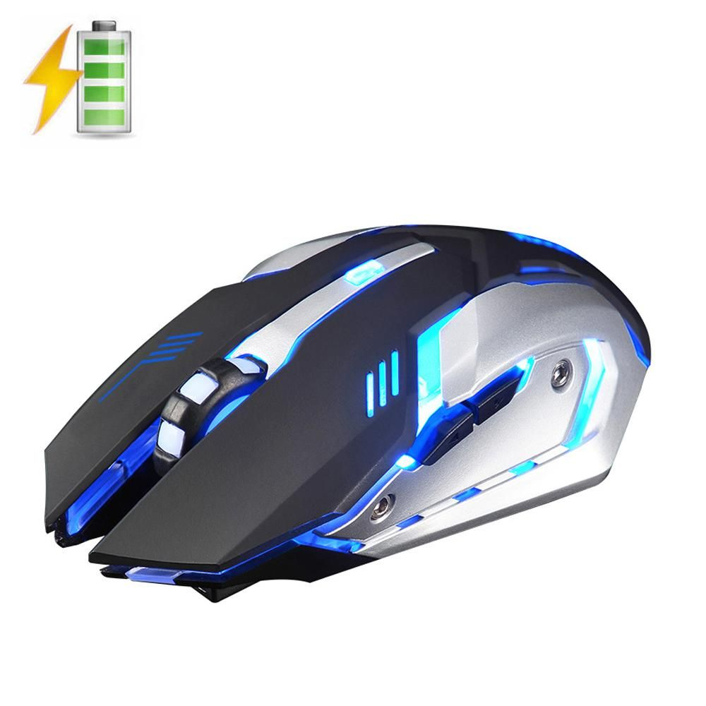 Freewolf X7 Wireless Gaming Mouse | Best Gaming Mouse 2018
