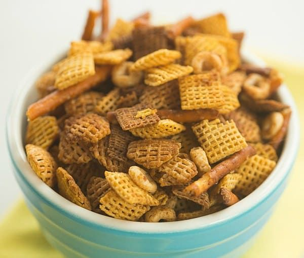 Homemade Chex Mix, Chex Mix