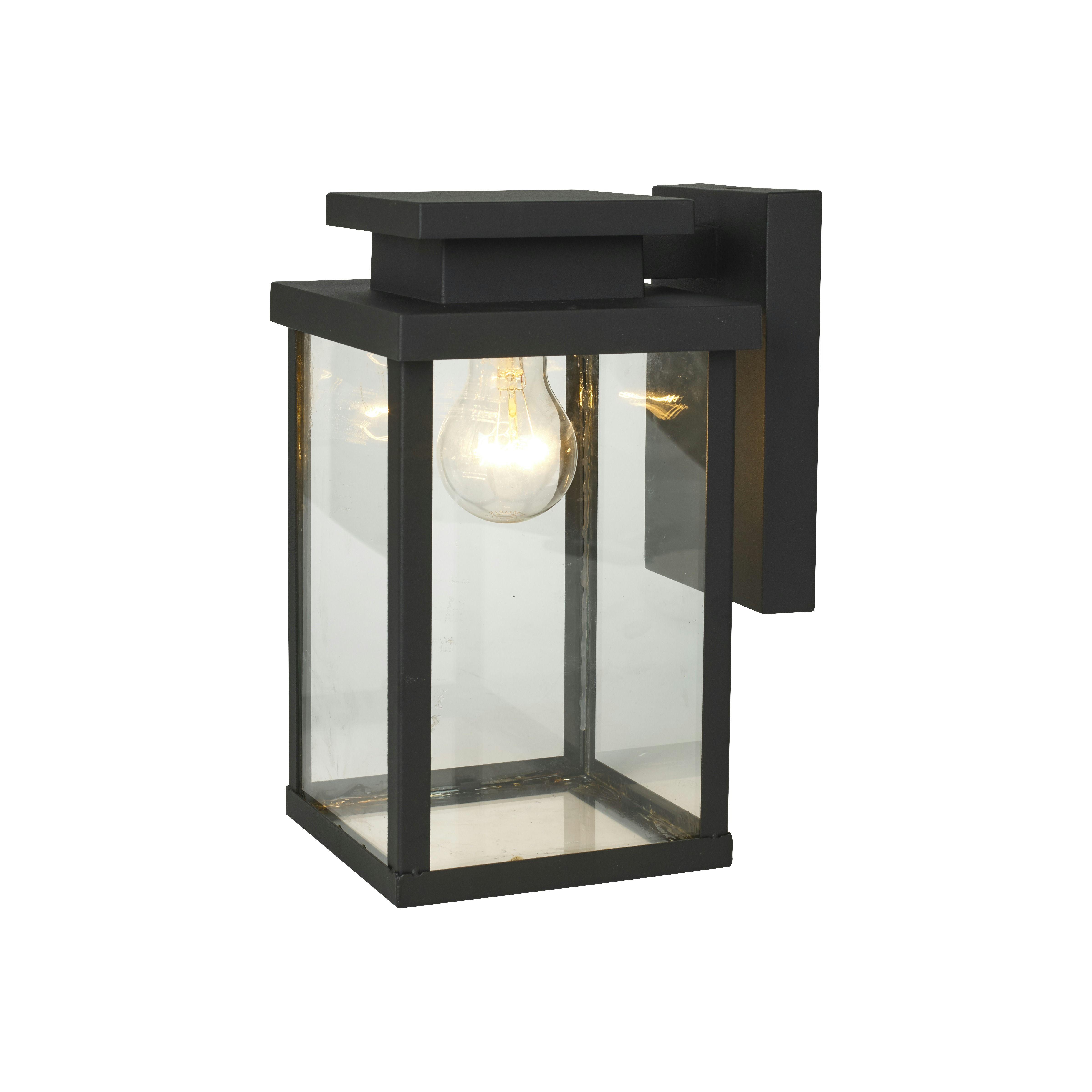 Buitenlamp Met Sensor Karwei.Karwei Buitenlamp Andor Zwart Kopen Wandlampen Karwei