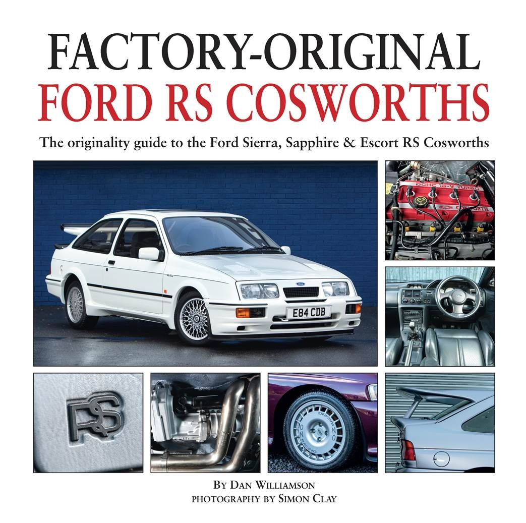 Factory-Original Ford RS Cosworth | Ford rs, Ford, The ...