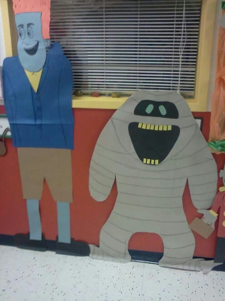 hotel transylvania my bulletin boards hotel